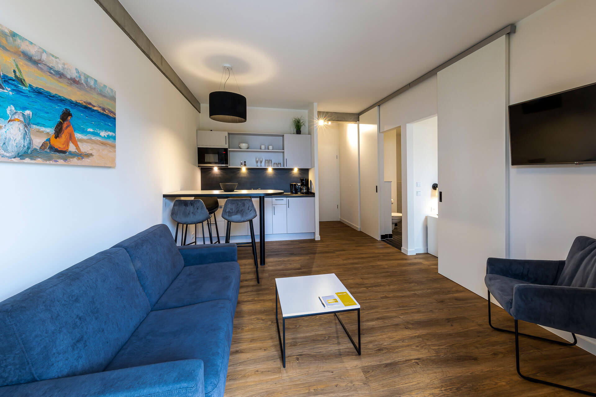 Hotel-Meerzeit-Apartment