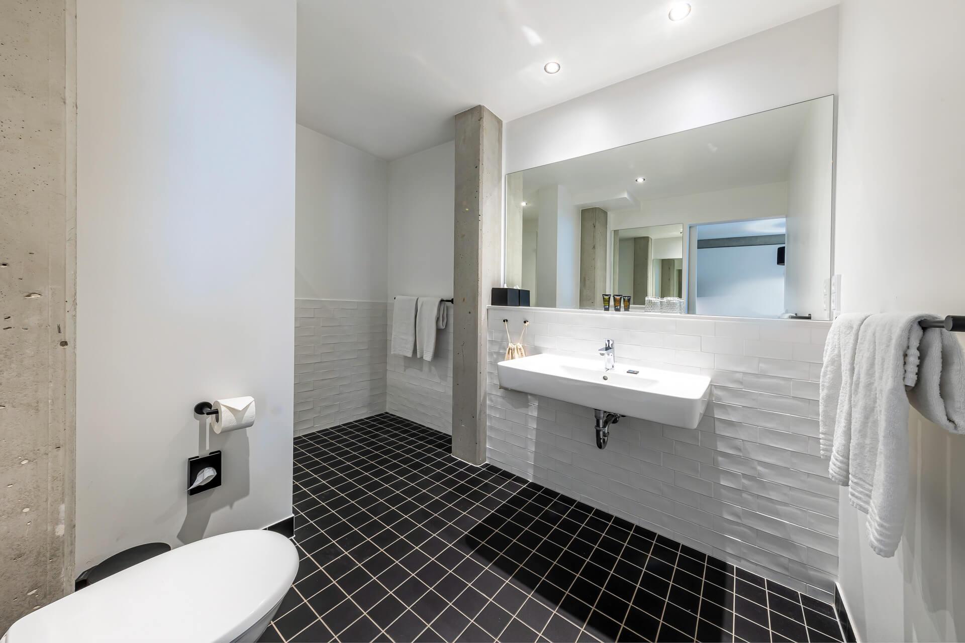 Hotel-Meerzeit-Apartment_Badezimmer