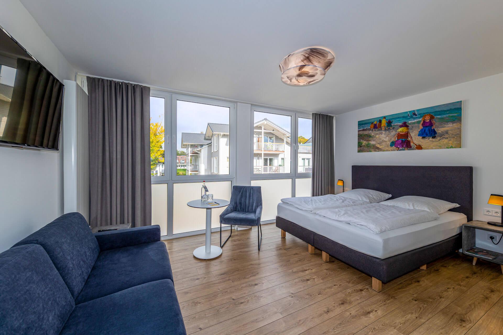 Hotel-Meerzeit-Doppelzimmer Standard_2